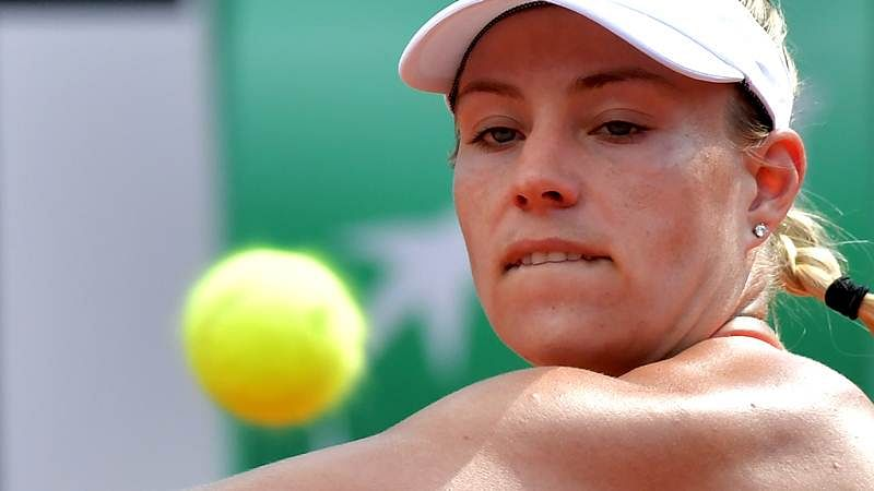Italian Open: Top seed Angelique Kerber lost to world number 68 in 2nd round