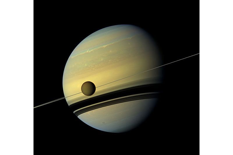 NASA's future mission: Life on Saturn's Moon