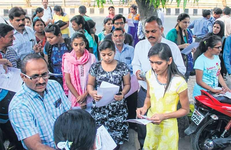 Indore: Over 10k medical aspirants take NEET in city amid tight security