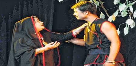 Bhopal: 'Panna Dhai' staged at Bharat Bhawan