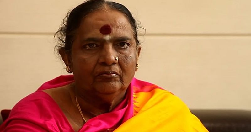 Kannada film producer Parvathamma Rajkumar dies at 78