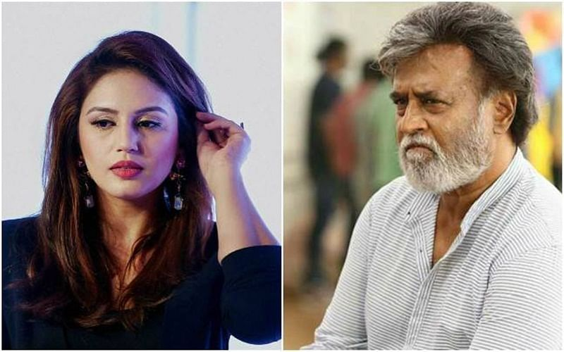 Here's what Huma Qureshi has to say on starring opposite Rajinikanth!