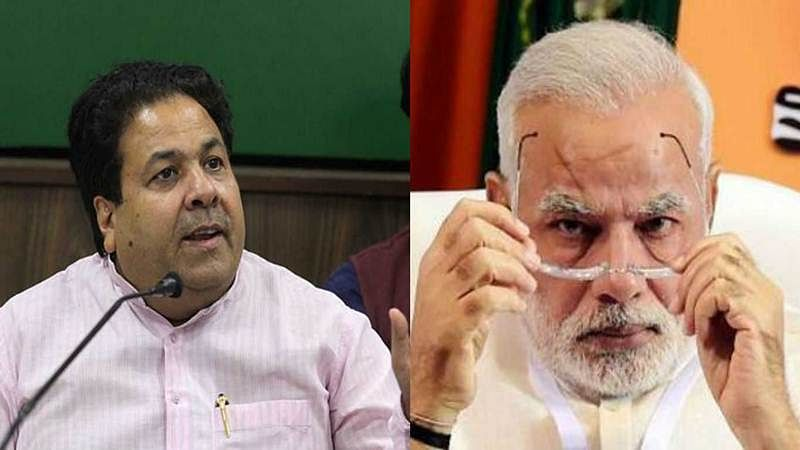BJP using cow, Ram temple issues for vote bank politics, says Rajiv Shukla