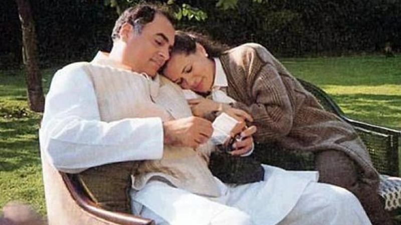 Rajiv Gandhi Death Anniversary: A fairytale love story met with a tragic end