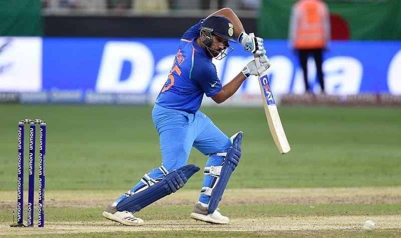 Rohit once again becomes the World no.1 T20I run-getter surpassing Virat Kohli