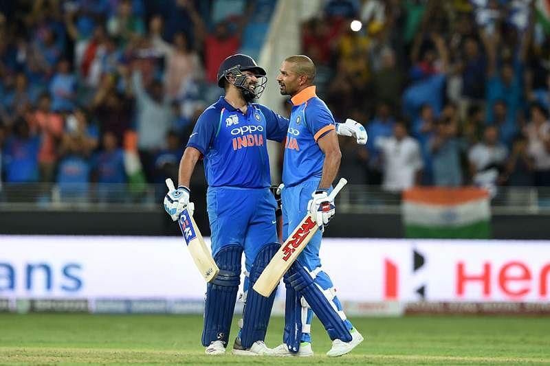 IND vs ENG: Rohit Sharma, Shikhar Dhawan to open innings in first ODI, says skipper Virat Kohli