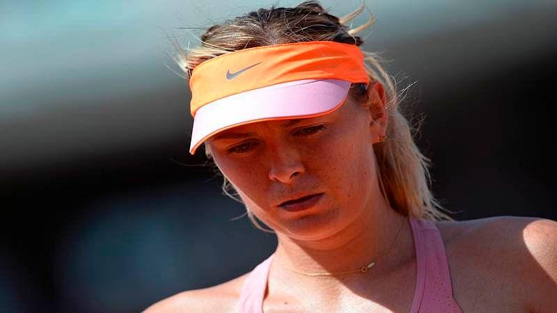 Maria Sharapova withdraws from Cincinnati with injury