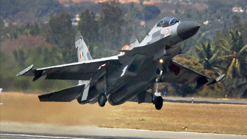 Wreckage of Sukhoi-30 found near China Border, 3 days after it went missing