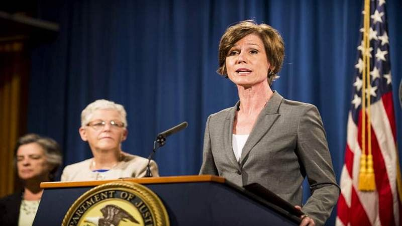 Now, Sally Yates says she had warned White House against Flynn