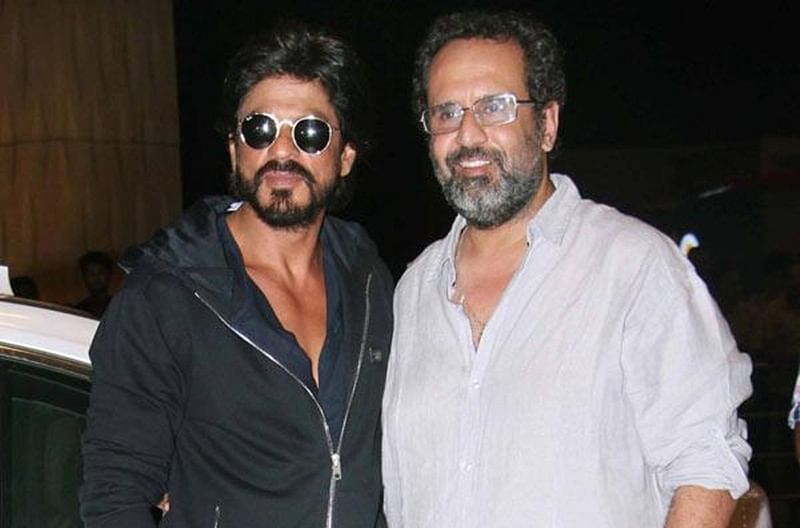 Working Birthday for Aanand L Rai !
