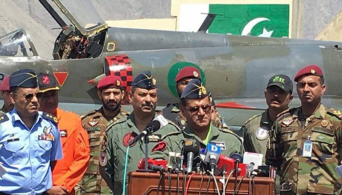 Enemy will remember Pakistan's response to aggression, says Air Force chief