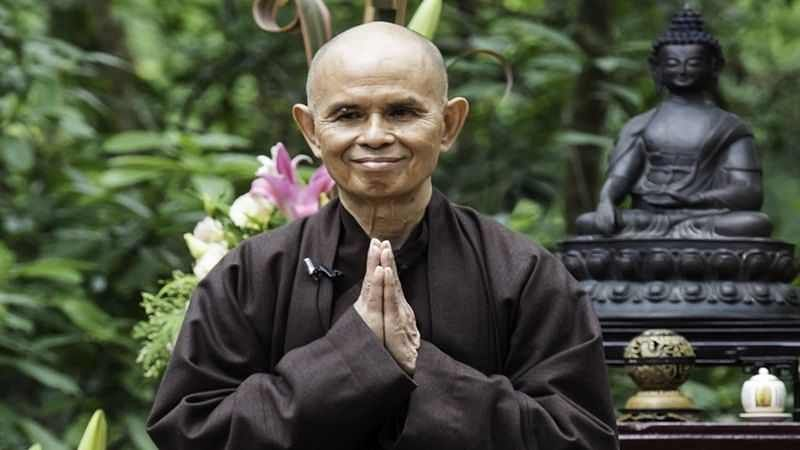 Washing the Dishes- Thich Nhat Hanh