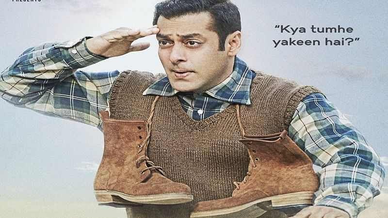 Tubelight Dialogue Promo: Salman Khan and Sohail Khan set an example of Brotherhood