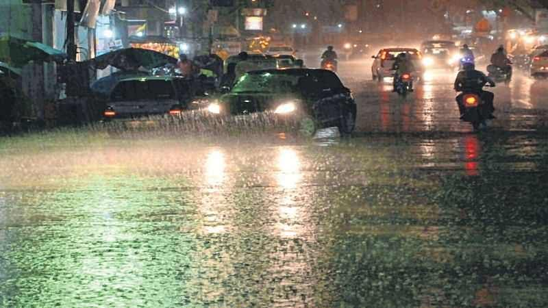 Cool down! Mumbai gets its 1st rains, but monsoon is still some weeks away