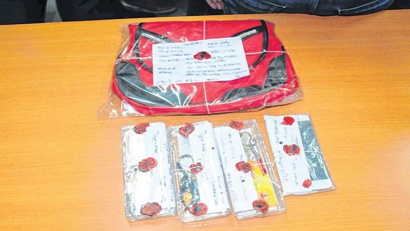 Ujjain: Chain snatchers arrested