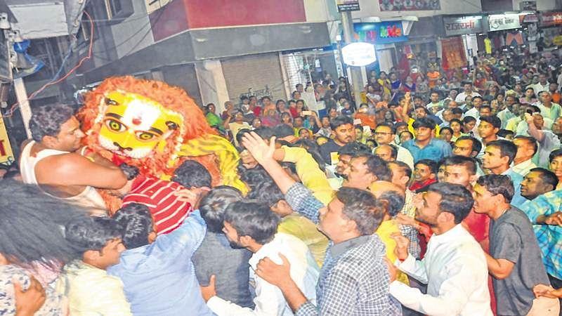 Ujjain: Nrusingh jayanti celebrated