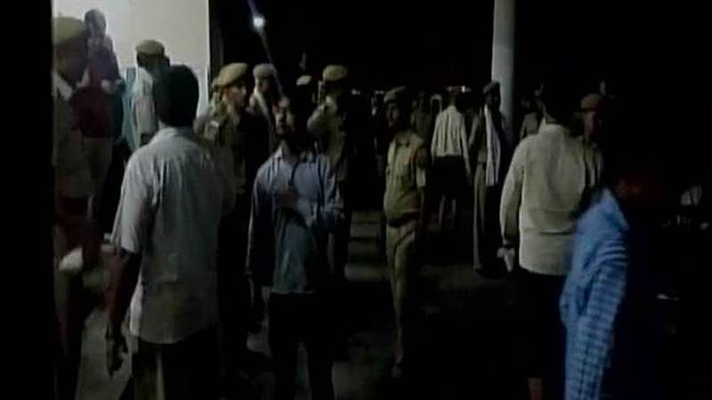 Rajasthan: Over 20 killed as wall of marriage hall collapses during storm in Bharatpur