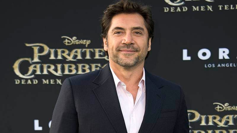 Javier Bardem did it for wife