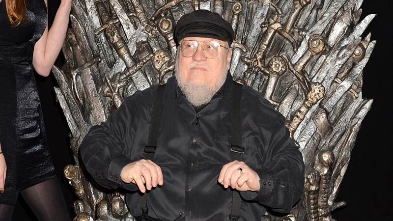George R Martin confirms 'GOT' spinoff