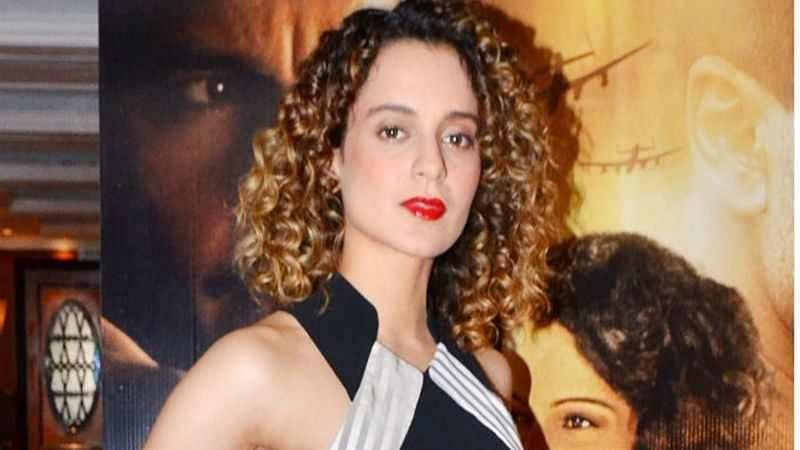 Kangana Ranaut says it's stroke of luck that she's playing Rani Laxmibai