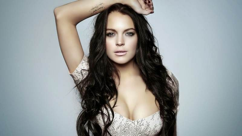 Lindsay Lohan making TV show about super rich Russians