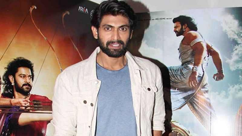 Rana Daggubati's battle with vision