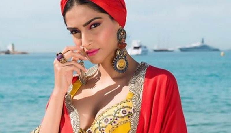 All credit to my team for making me look good, says Sonam Kapoor