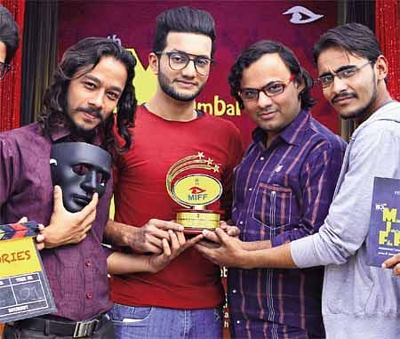 Bhopal: Freelancers muck in to create gripping short films