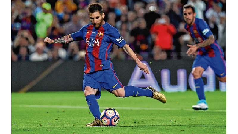Barcelona battle back to 4-2 win over Eibar
