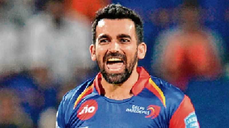 Zaheer likely to miss Gujarat game