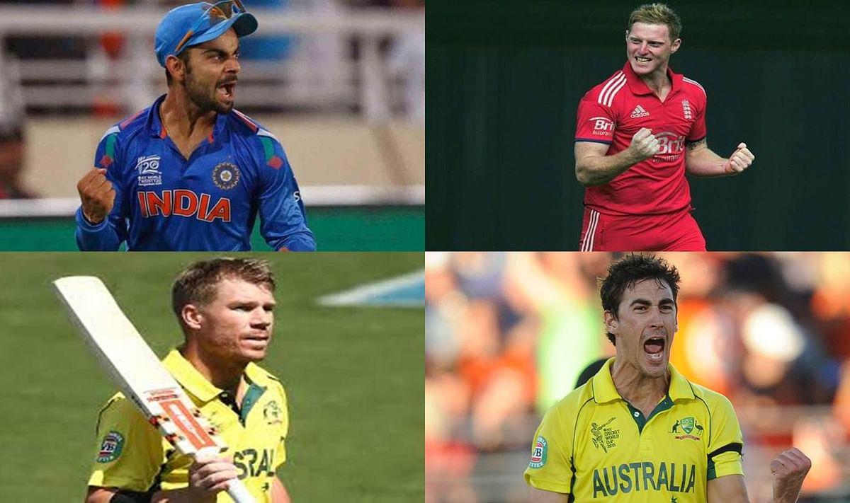 FPJ Picks: The ICC Champions Trophy 2017 Dream XI