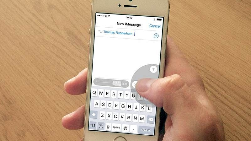 Soon, you may edit your voice into text!