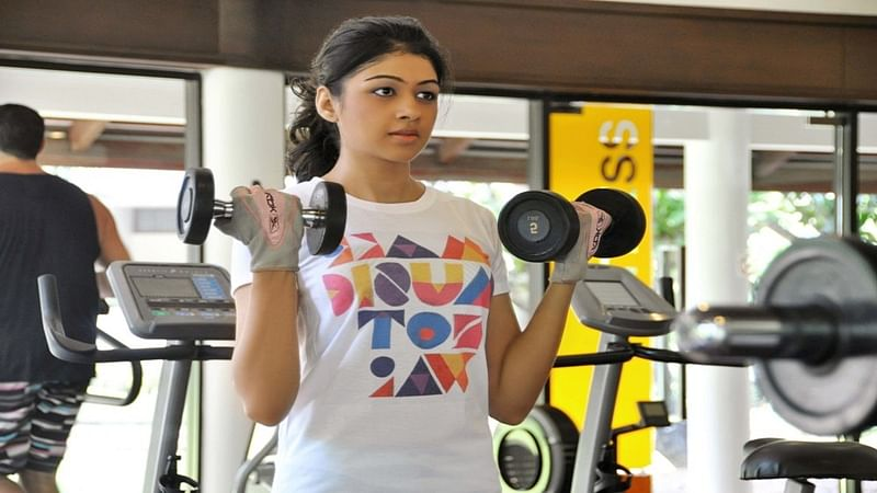 Indians spend more than four hours a week on fitness