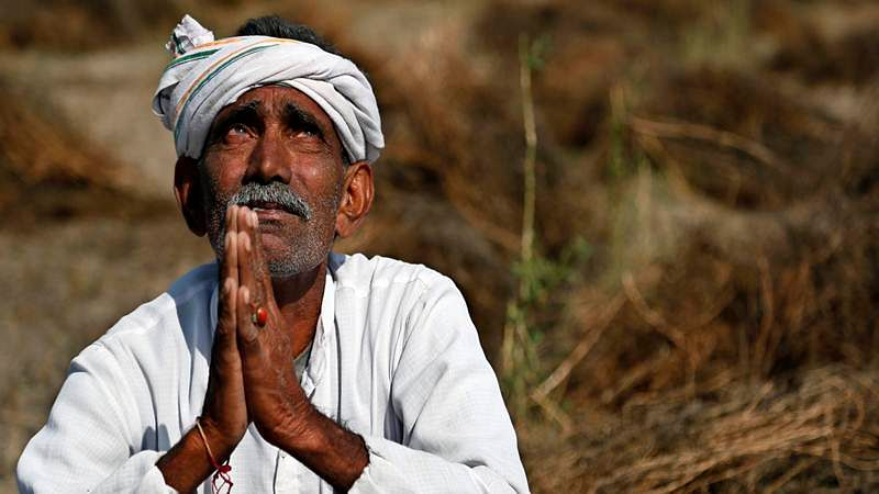 Maharashtra: Four farmers from Parbhani district attempt to commit suicide