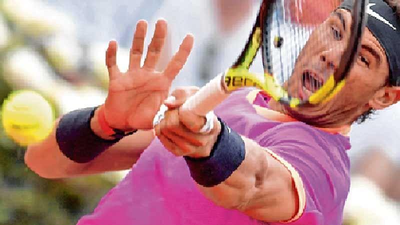 Brilliant Thiem ends Rafael Nadal's claycourt streak