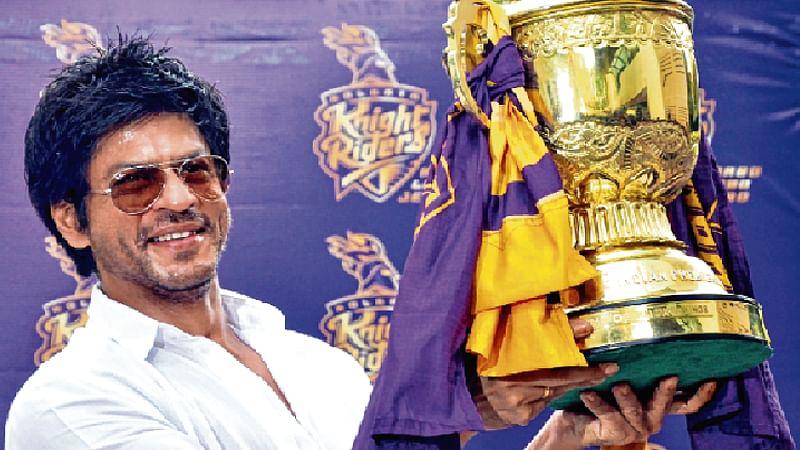 SRK to be present at Eden Gardens for KKR's last tie