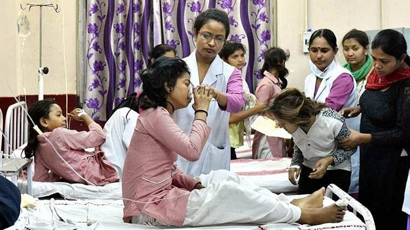 Mumbai: 3,500 people fall sick in just 10 days due to sudden climate change