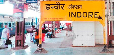 Indore: City railway station ranks 27th in cleanliness survey