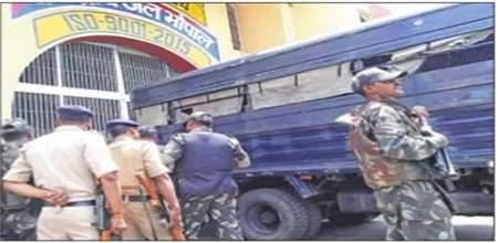Bhopal: Security in tizzy as SIMI chief, nine other members shifted to Bhopal jail