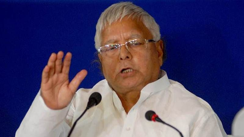 Being targeted as I have unified opposition against Modi: Lalu Parsad Yadav