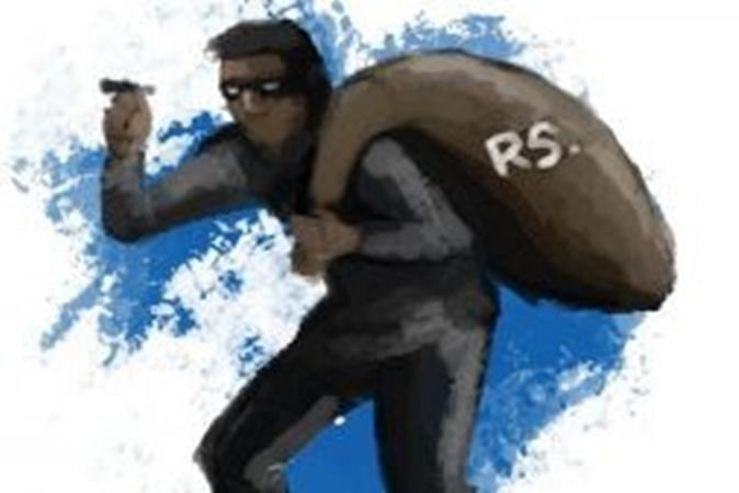 Jewellery worth Rs 1 crore looted from courier