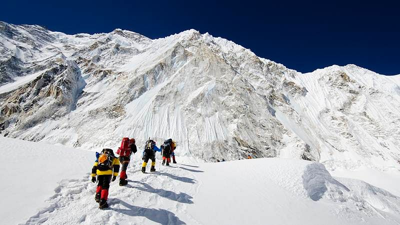 Indian female climber dies on Mt Everest