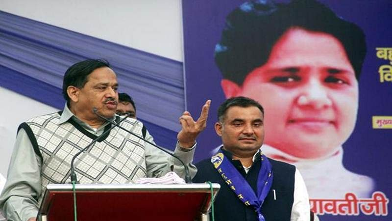 BSP expels Nasimuddin Siddiqui, son from party