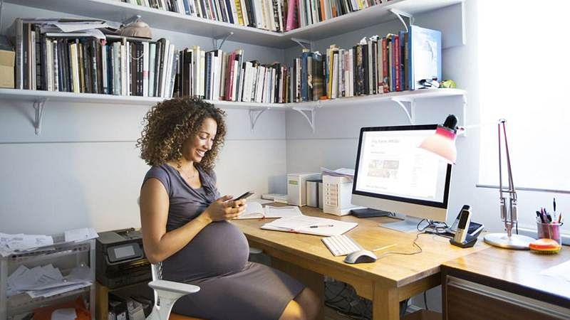 Why many moms are working their way through pregnancy
