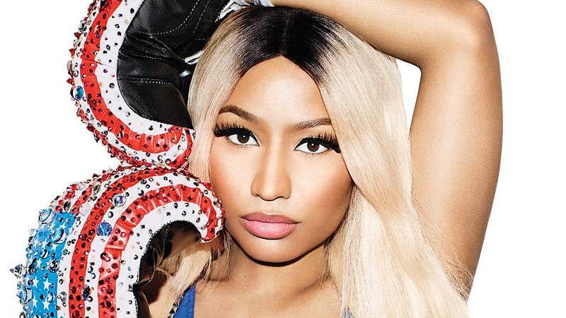 American rapper Nicki Minaj joins cast of 'The Angry Birds Movie 2'