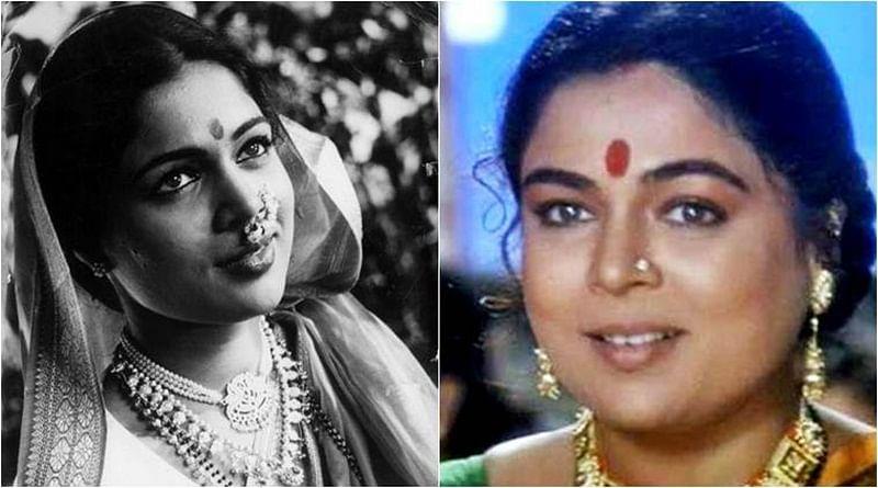 TV folks remember Reema Lagoo and her films!