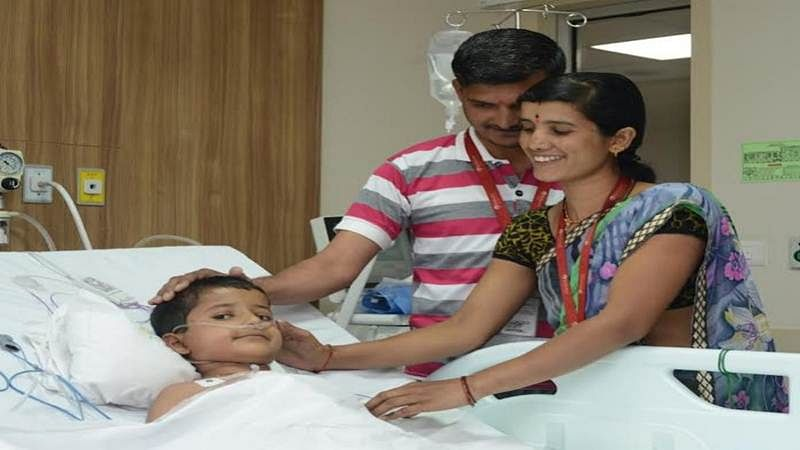 Mumbai: Heart at right side, 6-year-old boy survives complex surgery