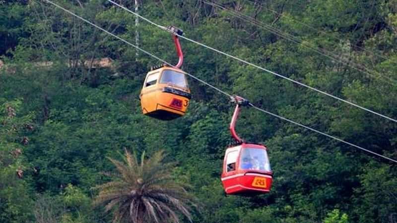 South Mumbai BJP corporator proposes ropeway from Malabar Hill to Nariman Point