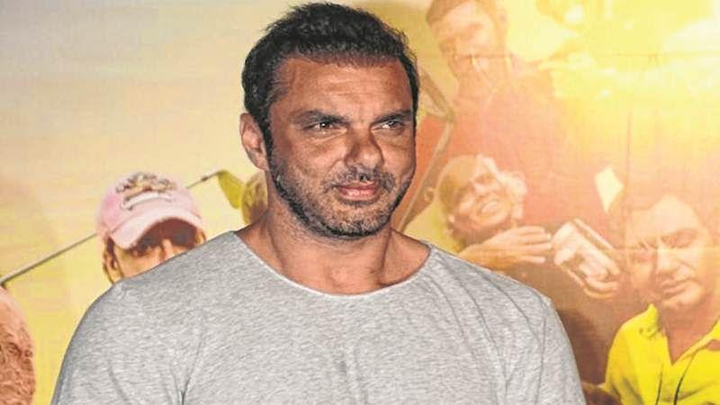 Anything for bhai, says Sohail Khan