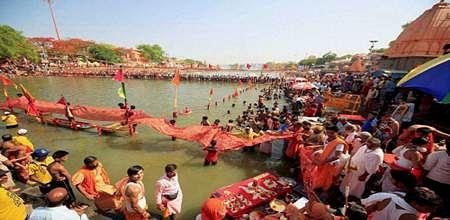 Ujjain: Kshipra tirth parikrama to conclude with 'jal sammelan'